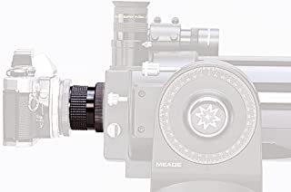 Meade Instruments 07363 No.64 SLR Camera T-Adapter for Select ETX Models (Black) - 736300
