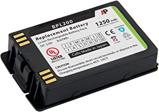 Artisan Power BPL200 Extended Capacity Replacement Battery: 6020, 6030, 8020, 8030, LTB100.