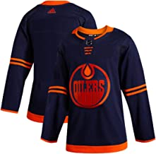 Starter Edmonton Oilers Jersey Mens XL