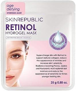 Skin Republic-Retinol Hydrogel Face Mask Sheet 25G