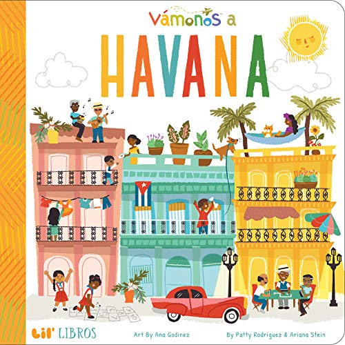 VÁMONOS: Havana (English and )