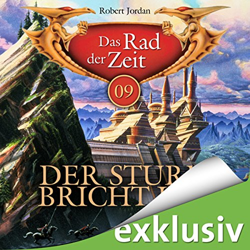 Der Sturm bricht los audiobook cover art