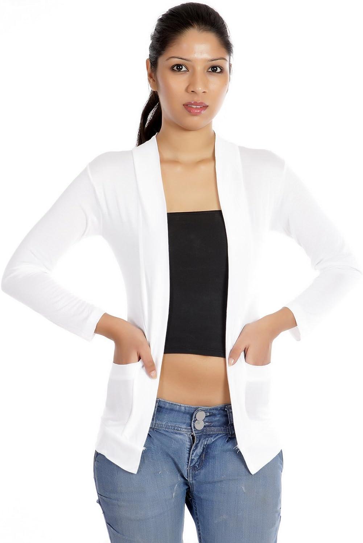 Teemoods Women's Full Sleeves Shrug
