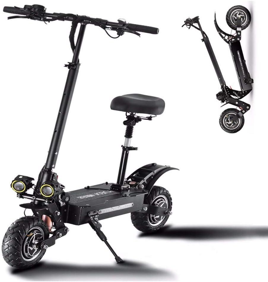 ZHHL Electric Scooter Plegable, Patinete Eléctrico para ...