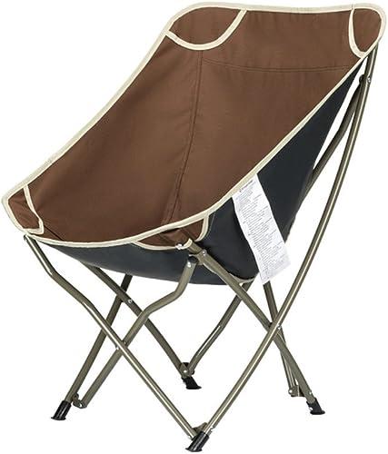 ZYN Chaise Pliante Chaises Pliantes Sketch Chaise Tabouret de pêche Chaise de pêche Fold Chaise Pliante extérieure Portable