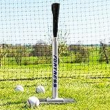 FORTRESS Pro Batting Tee - Telescopic Baseball Batting Tee