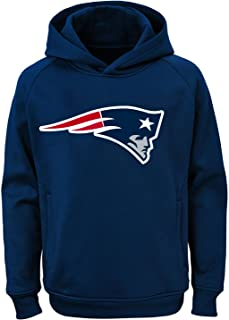 Outerstuff NFL Youth Team Color Performance Primary Logo Pullover Sweatshirt Hoodie