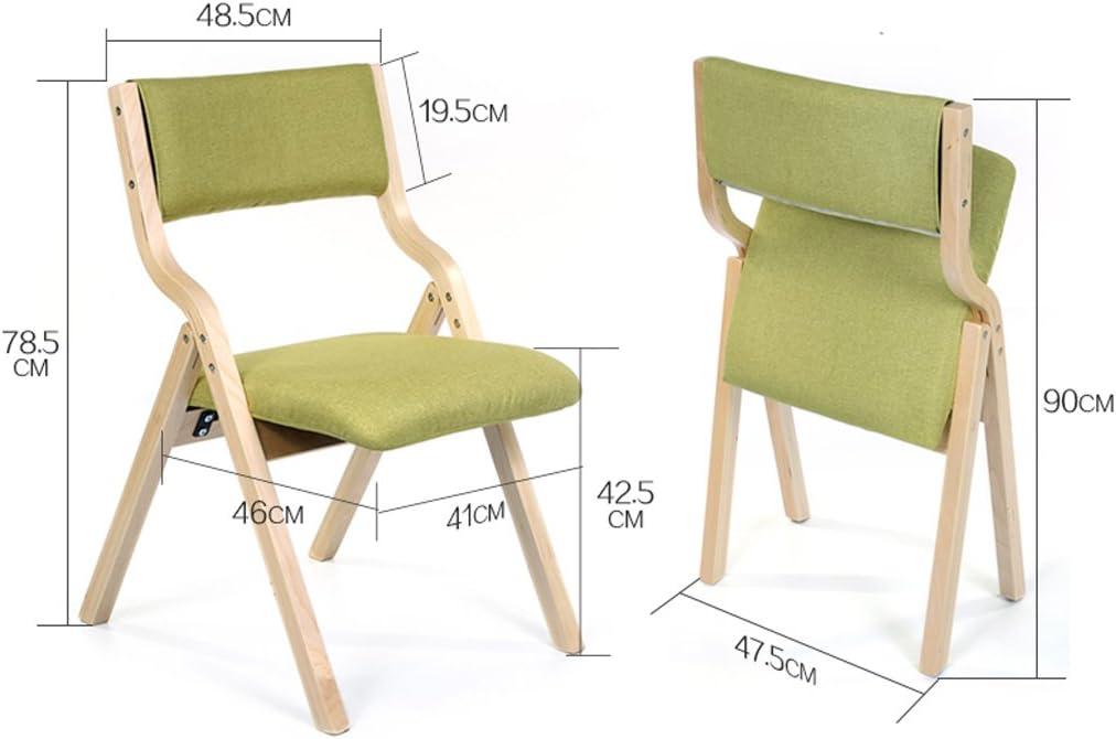 Chaise à manger minimaliste moderne (Couleur : C) D