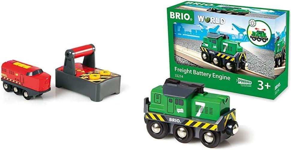 BRIO World - Recommendation 33213 Remote Control Piece Max 88% OFF 2 Engine Train T