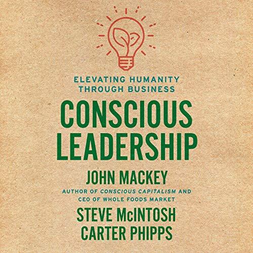Conscious Leadership cover art