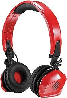 Mad Catz F.R.E.Q. M Wireless Negro Supraaural Diadema Auricular - Auriculares (Supraaural, Diadema, Inalámbrico y alámbrico, 20-20000 Hz, 1.4 m, Negro)