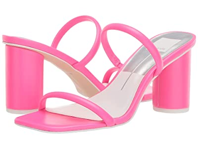 Dolce Vita Noles (Neon Pink Leather) High Heels