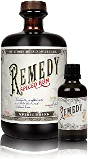 Remedy Spiced Rum  Elixir Likör auf Rum - Basis