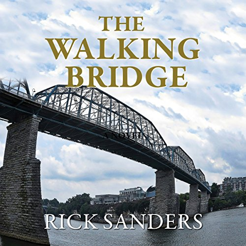 The Walking Bridge audiobook cover art