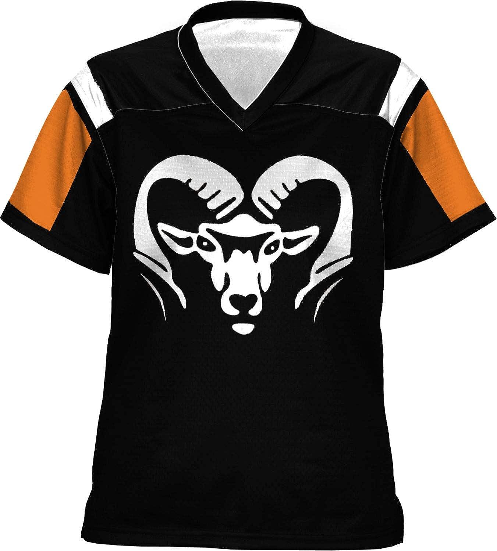 ProSphere Rockford High School Thunderst Max 63% OFF Girls' Football Jersey Bargain sale