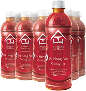 Authentic Tea House Oolong Tea, 500 ml (Pack of 12)