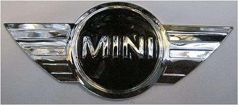 Coche Emblemas accesorios de cromo emblema 3d insignia adhesivo 3m