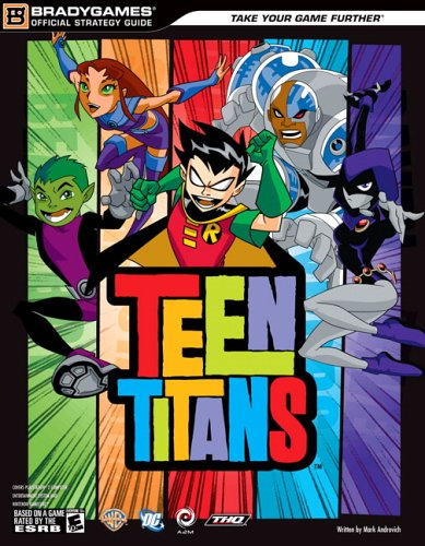 Teen Titans Official Strategy Guide