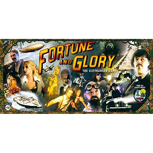 Flying Frog Productions Fortune and Glory