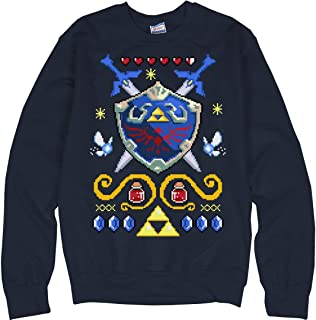 The Ugly Legend of Xmas: Unisex Ultimate Crewneck Sweatshirt