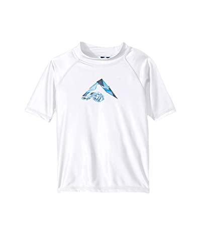 Kanu Surf Haywire UPF 50+ Sun Protective Rashguard Swim Shirt (Big Kids)