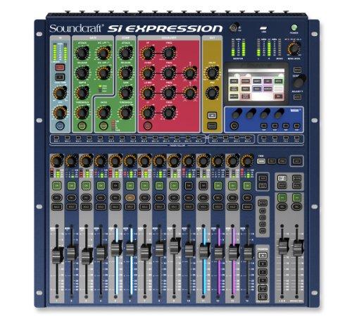 SOUNDCRAFT Si EXPRESSION 1 Mischpulte Digital
