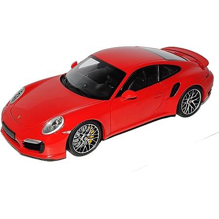 Minichamps Porsche 911 991 Coupe Turbo S Weiss Ab 2012 1 43 Modell Auto Mit Individiuellem Wunschkennzeichen Spielzeug