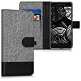 kwmobile Wallet Case Compatible with Google Pixel 2 - Case