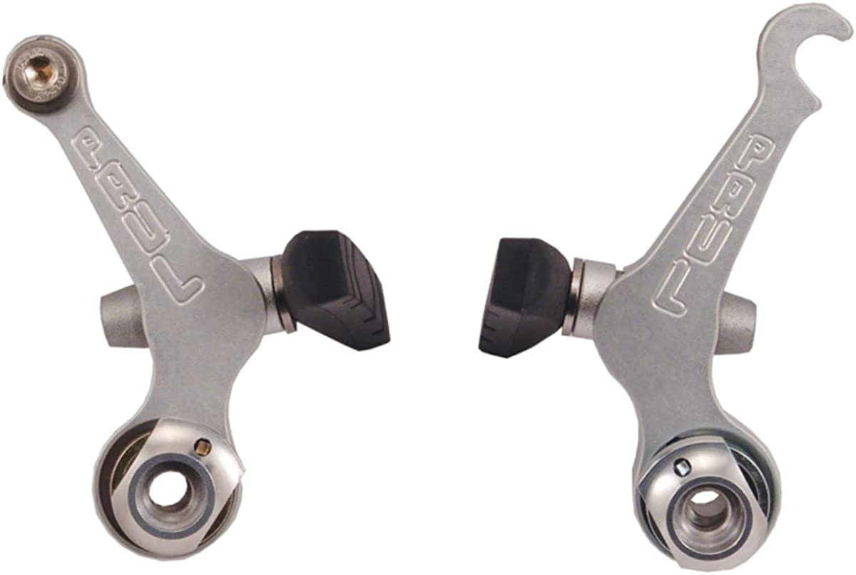 Bike bicycle alloy brake cantilever front /& rear set silver MTB cycle complete