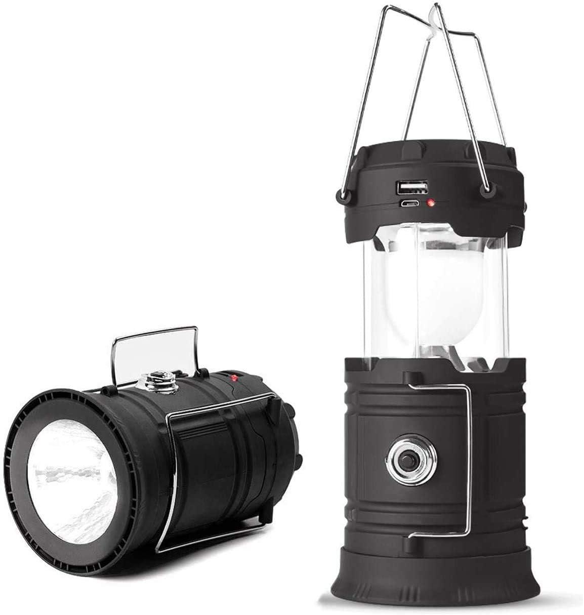 MVZKS Rechargeable Solar Lantern Flashlights Cam Battery Phoenix Mall Powered trend rank
