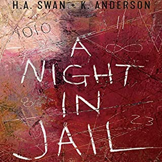 A Night in Jail audiobook cover art