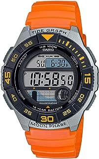 Casio Digital Grey Dial Men's Watch-WS-1100H-4AVDF (A1725)