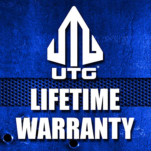 """UTG 0.5"""" Picatinny Riser Mount, 3 Slot"""