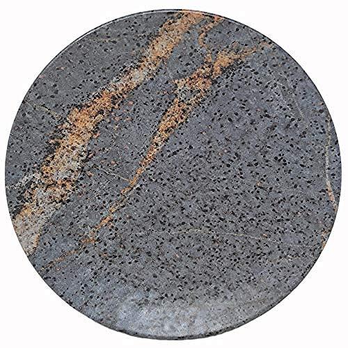 Kalkdruck 27 94 cm runde Melaminplatte 6 Stück