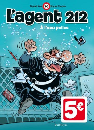 L'agent 212, Tome 26 :