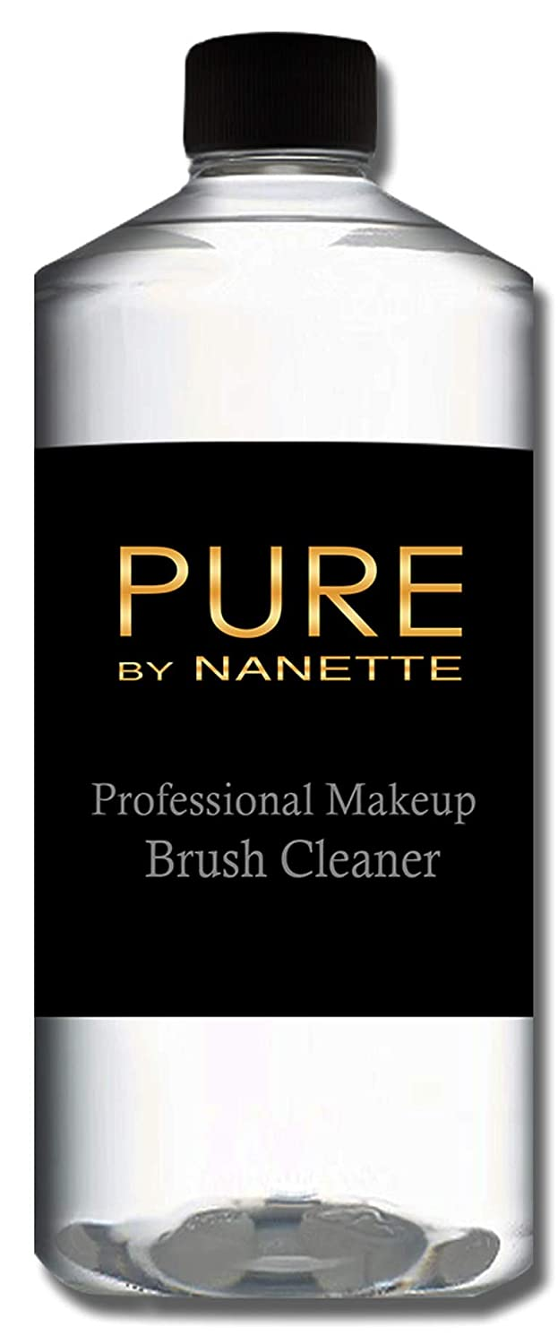 Pure by Nanette 2021 autumn and winter new PBN-100-32 Brush 32-Ounces Now on sale Make-Up Cleaner