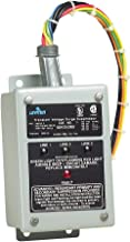 Leviton 42412-DS3 120/240/120 Volt Hi-Leg Split Phase Delta Panel Protector, Enhanced Noise Filtering, NEMA 3R Enclosure