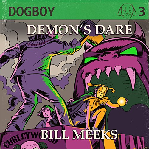 Demon's Dare audiobook cover art