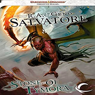 Stone of Tymora cover art