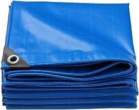 Dekzeil regendicht waterdicht, arp UV-bestendig zonnebrandplaat, PVC antistatisch, stofdicht, scheurvast, duurzaam, blauw ...