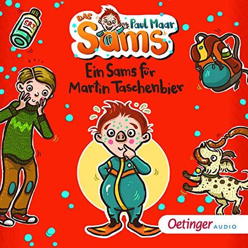 Ein Sams für Martin Taschenbier     Sams 4              Autor:                                                                                                                                 Paul Maar                               Sprecher:                                                                                                                                 Monty Arnold                      Spieldauer: 4 Std. und 29 Min.     Noch nicht bewertet     Gesamt 0,0