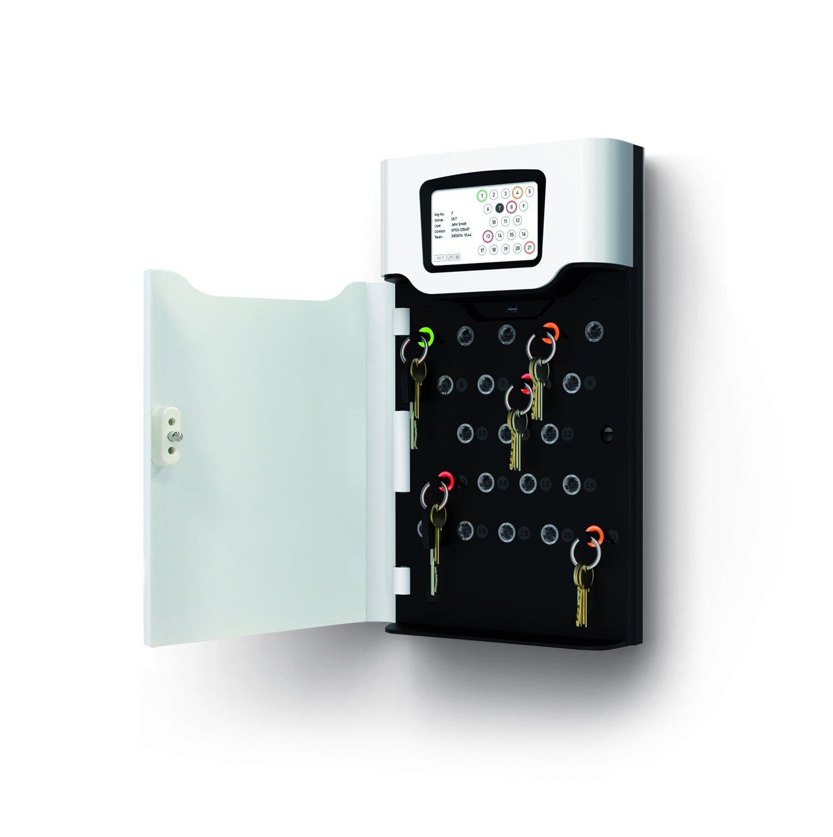 Tesa Assa Abloy TRAKA21 - Cabina Inteligente caja Portallaves: Amazon.es: Bricolaje y herramientas