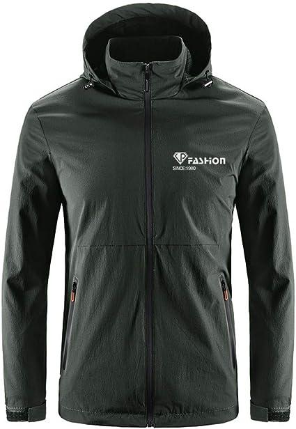 Details about  /Unisex Windproof Jackets Men Womens Oversized Lightweight Overcoat Outdoor