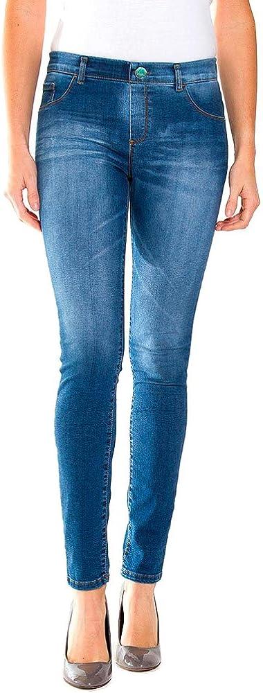 Carrera , jeans skinny per donna , 90% cotone, 8% poliestere, 2% elastan 00767L_822AL