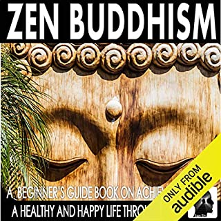 Zen Buddhism audiobook cover art