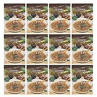 丸浅苑 キノコのスープ 180g×12箱