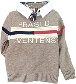 6193f8218d3f Amazon.ca  Brown - Sweaters   Boys  Clothing   Accessories