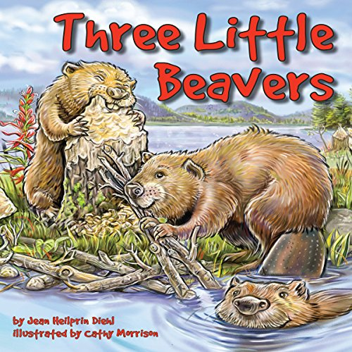 Three Little Beavers copertina