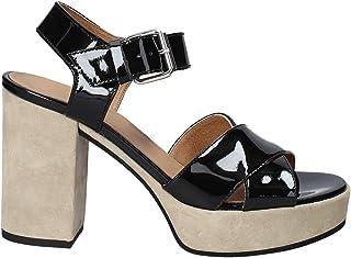 Sandalias de mujer Janet Sport negras ¡Compara 3 productos y
