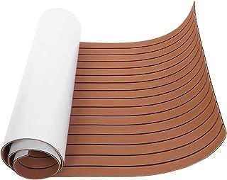 Qiilu Non-Slip Boat Flooring Decking Pad, 94